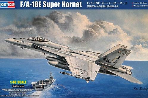 (предзаказ) Самолет F/A-18E Super Hornet - Hobby Boss 1:48 85812