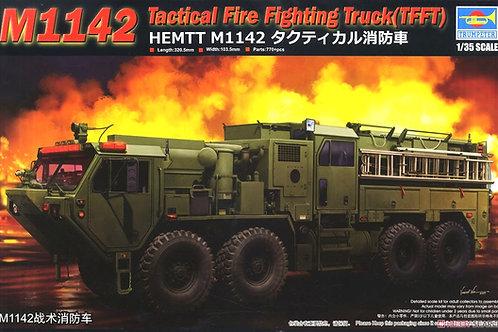 Американская пожарная машина M1142 HEMTT TFFT - Trumpeter 1:35 01067