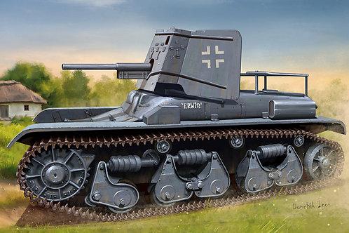 German 3.7cm Pak 35/36 auf Pz.Kpfw 35R(f) - Hobby Boss 1:35 83895