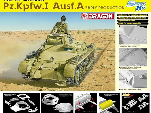Pz.Kpfw.I Ausf.A Early Production - Dragon 1:35 6289
