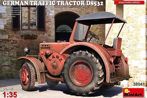 German Traffic Tractor D8532 - MiniArt 1:35 38041