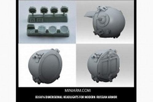 MINIARM B35076 Ходовые огни для российской бронетехники (БТТ) - 1/35 35076