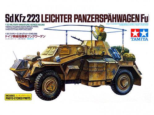 Немецкий броневик Sd.Kfz.223 Funk (радиостанция) - Tamiya 1:35 35268