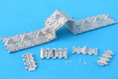 MasterClub MTL-35022 Траки металл Т-34 мод. 1942 года, металл, 1/35