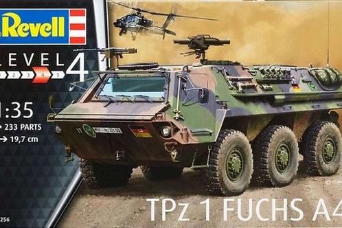 Немецкий бронетранспортёр TPz 1 Fuchs A4 - Revell 1:35 03256