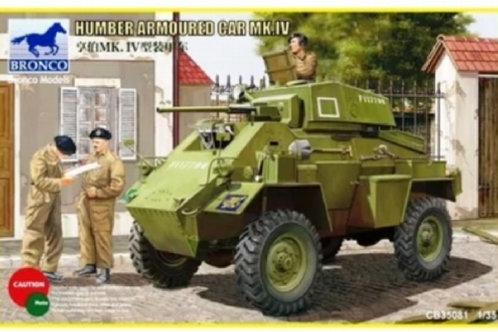 (под заказ) Британский Humber Mk.IV с интерьером - Bronco CB35081 1:35