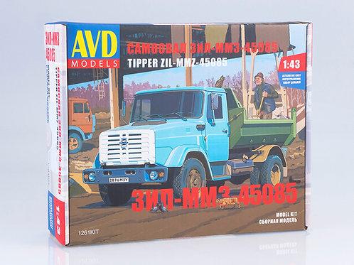 Сборная модель ЗИЛ-ММЗ-45085 - 1261KIT AVD Models 1/43 1261