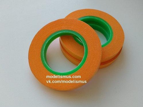 0,6 см Модельный скотч, маскировочная лента, ширина 6 мм