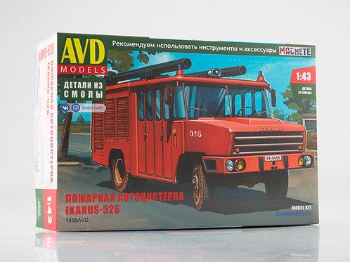 Пожарная автоцистерна Ikarus-526 - AVD Models 1:43 1488AVD 1488