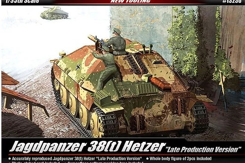 Jagdpanzer 38(t) Hetzer Late Production Version - Academy 1:35 13230