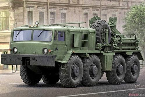 (предзаказ) Колесный тягач КЭТ-Т на базе МАЗ-537 - Trumpeter 1:35 01079