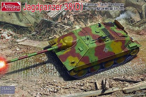 Jagdpanzer 38(D) - Amusing Hobby 35A021 1:35