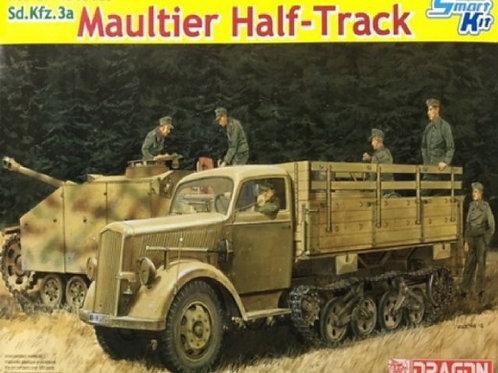 Sd.Kfz.3a Maultier Half-Track - Dragon 6761 1:35