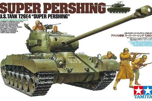 T26E4 Super Pershing - Tamiya 1:35 35319