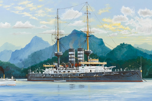 "Японский броненосец ""Микаса"" IJN Mikasa, 1902 - Hobby Boss 1:200 82002"