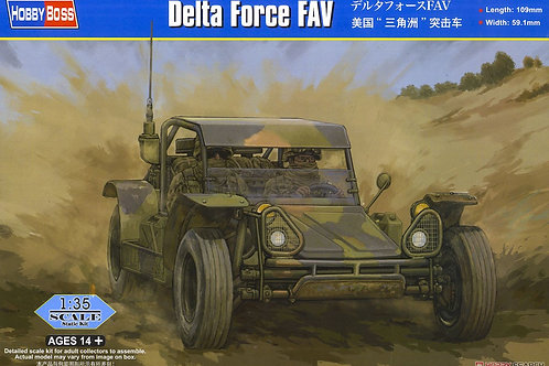 Багги Delta Force FAV - Hobby Boss 1:35 82406
