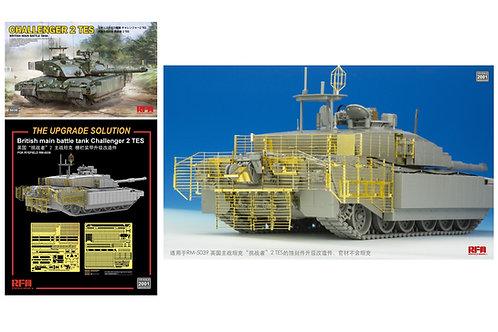 Challenger 2 TES *полный фарш* RFM RM-5039 +ТРАВЛЕНИЕ и ТРОС 1 мм