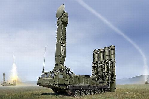 Пусковая установка 9А83 комплекса С-300В - Trumpeter 09519 1/35
