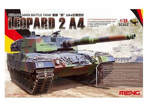 Немецкий танк Leopard 2 A4 - Meng Model TS-016 1:35