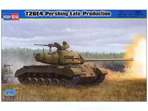 T26E4 Супер Першинг, поздний, Super Pershing T26E4 Late - Hobby Boss 82428 1:35