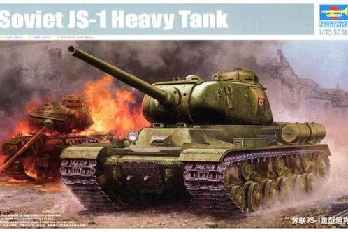 Советский тяжелый танк ИС-1 - Trumpeter 1:35 05587