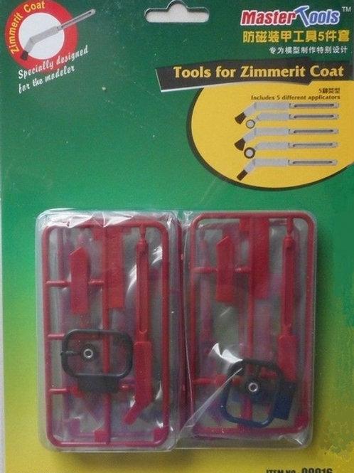 (под заказ) Инструмент для имитации циммерита - Trumpeter / Master Tools 09916