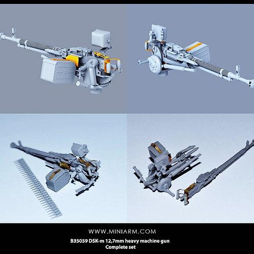 35059 MINIARM 12,7-мм крупнокалиберный пулемет ДШК-М - b35059 1:35