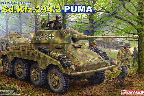 """""""Пума"""" Sd.Kfz. 234/2 - Dragon 6256 1:35 - под заказ"""