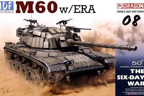 Израильский танк IDF M60 w/ERA - Dragon 1:35 3581