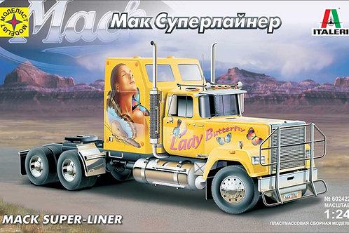 Автомобиль МАК Суперлайнер - Моделист 602422 1/24