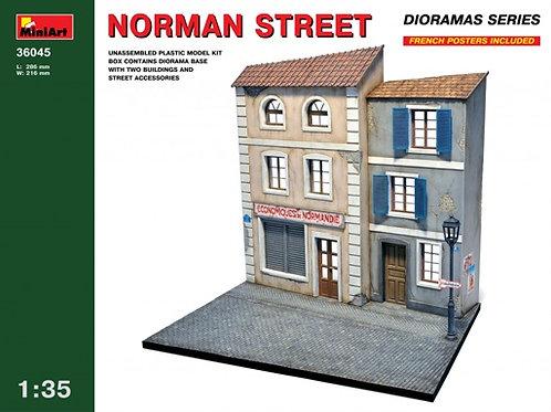 36045 MiniArt Нормандская улица 1/35 (набор для диорамы)
