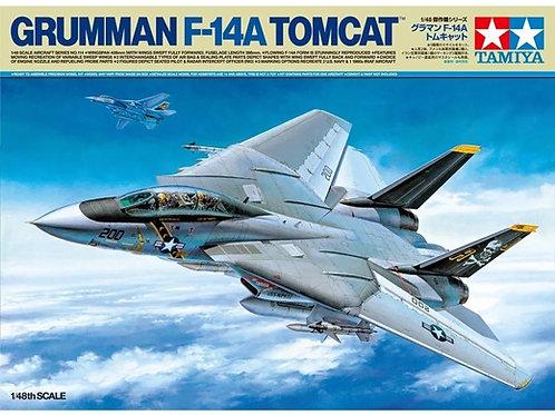 Самолет Grumman F-14A Tomcat - Tamiya 1:48 61114