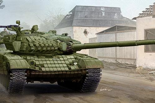 Российский танк T-72АВ мод. 1985 года - Trumpeter 1:35 09548