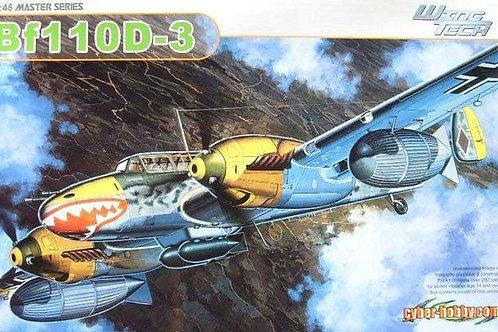 Messerschmitt Bf.110 D-3 - Dragon / Cyber Hobby 1:48 5555