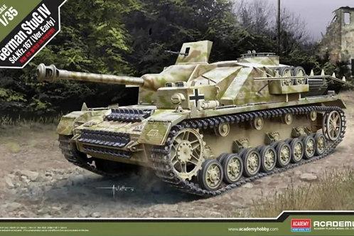 StuG IV Sd.Kfz.167 (Early Version) - Academy 1:35 13522