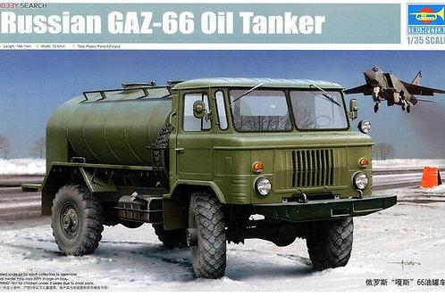 Советский аэродромный заправщик ГАЗ-66 - Trumpeter 01018 1/35