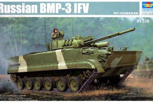 Российская боевая машина пехоты БМП-3 - Trumpeter 01528 1:35