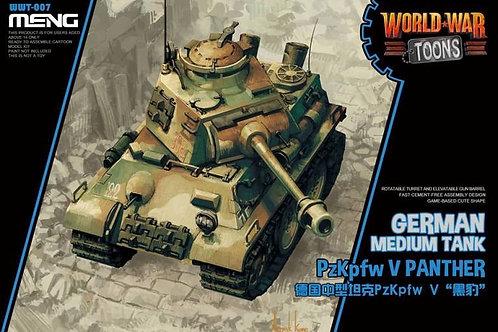 MENG WWT-007 German Medium Tank PzKpfw V Parther