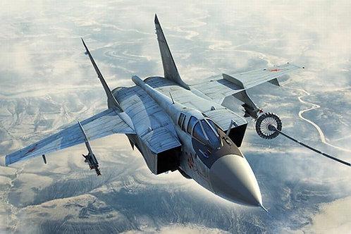 Российский самолет МиГ-31Б/БМ - Hobby Boss 1:48 81754