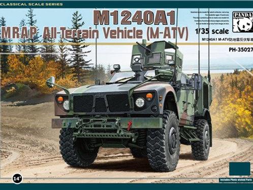 M1240A1 MRAP All-Terrain Vehicle (M-ATV) - Panda PH35027 1:35