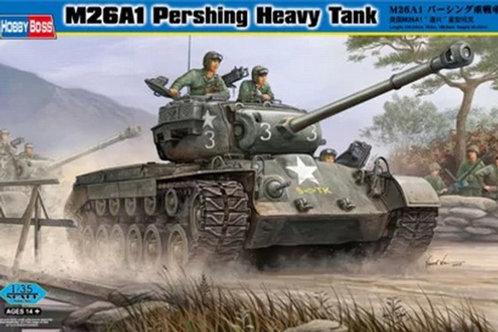 Американский танк Першинг M26A1 Pershing - Hobby Boss 82425 1:35