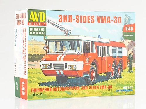 Сборная модель ЗИЛ-SIDES VMA-30 - AVD Models 1:43 1361AVD 1361