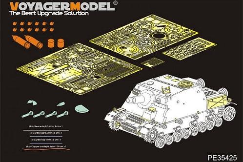 PE35425 Voyager Model 1/35 Травление Sturmpanzer IV Brummbar Late