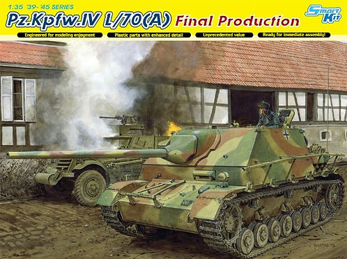 Pz.Kpfw.IV L/70(A) Final Production - Dragon 1:35 6784 (Magic траки)