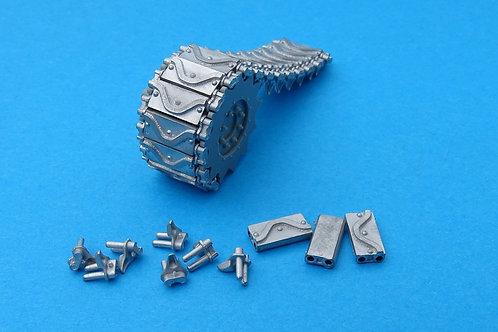 Траки металл тип Т62 М4 Шерман - Master Club MTL-35128 1:35