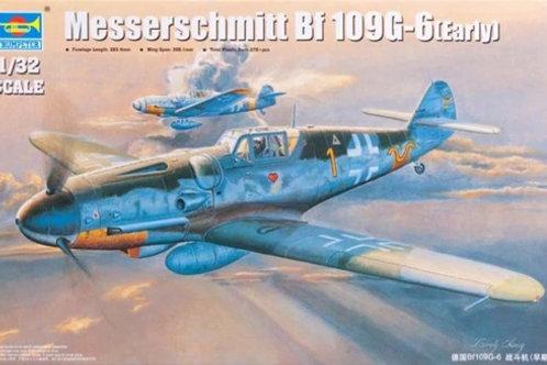 Messerschmitt Bf 109G-6 (early) - Trumpeter 1:32 02296