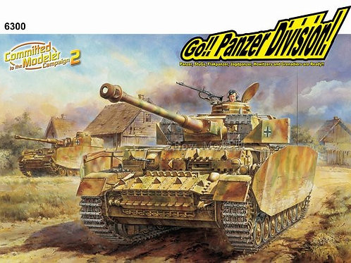 Pz.Kpfw. IV Ausf. H Late Production - Dragon 1:35 6300 (DS)