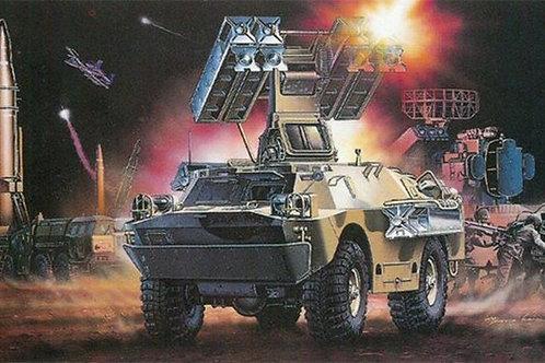 Советский ЗРК 9К31 Стрела-1 (SA-9 Gaskin) - Dragon 1:35 3515