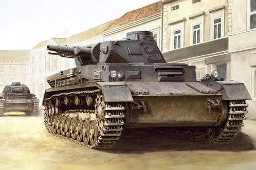 Немецкий танк Pz. IV Ausf. C - Hobby Boss 80130 1:35