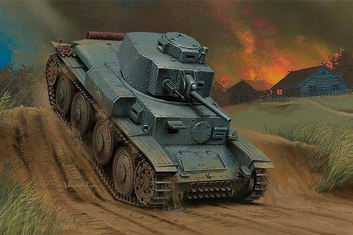 """Немецкий танк """"Прага"""", German Panzer Kpfw.38(t) Ausf.G - Hobby Boss 1:35 80137"""